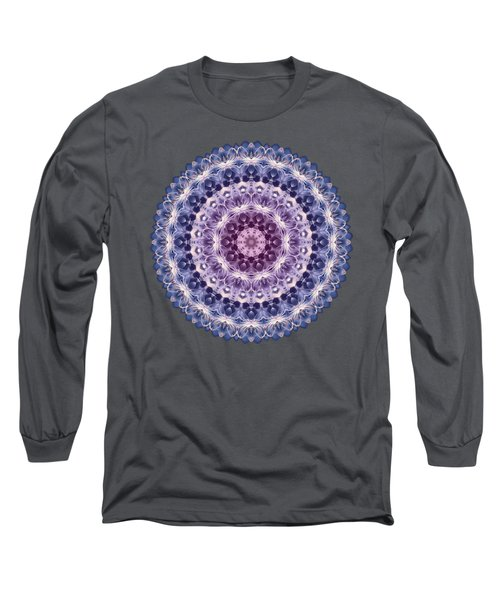 Plum Lovely Long Sleeve T-Shirt