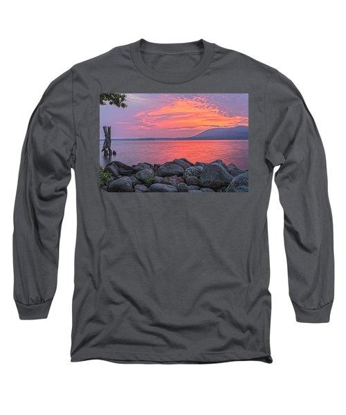 Plum Point Awakening Long Sleeve T-Shirt