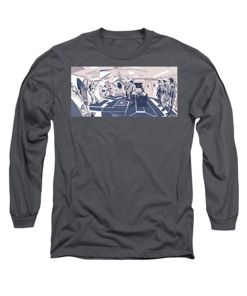 Pod Bay Long Sleeve T-Shirt