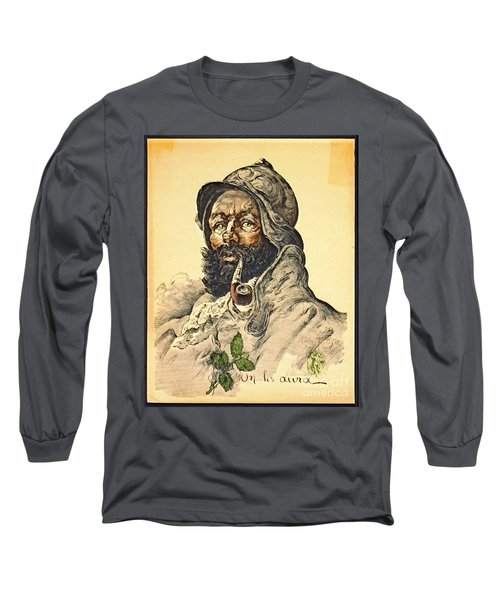 Poilu 1916 Long Sleeve T-Shirt