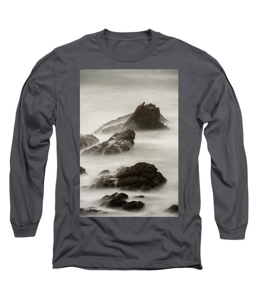 Point Arena  Long Sleeve T-Shirt by Dustin LeFevre