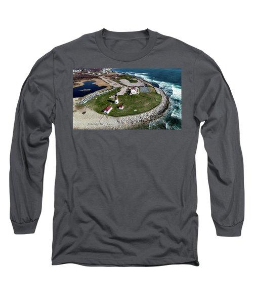 Point Judith Easter Cross Long Sleeve T-Shirt