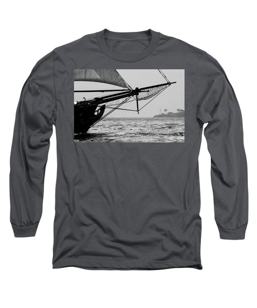 Point Loma Lighthouse Long Sleeve T-Shirt