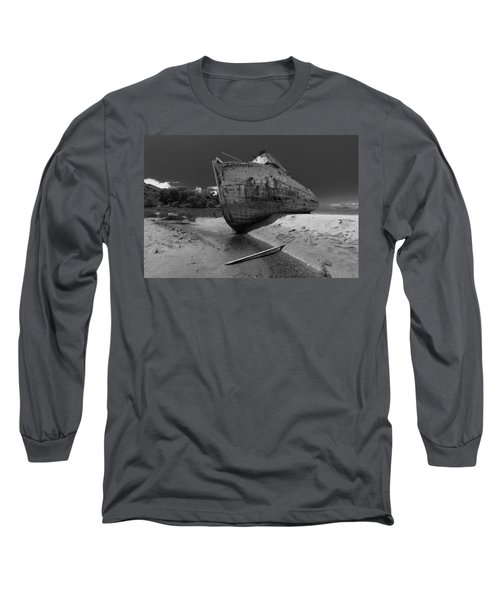Point Reyes Boat Long Sleeve T-Shirt