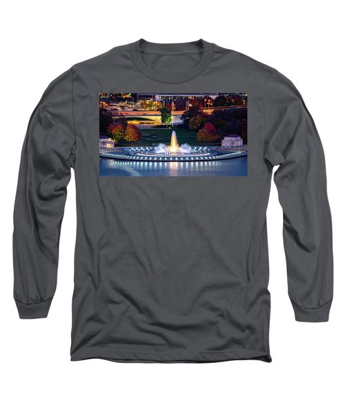 Point State Park  Long Sleeve T-Shirt