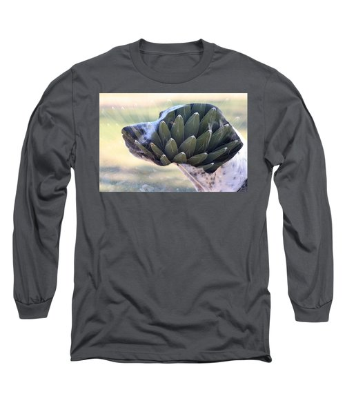 Pointing Skywards 1 Long Sleeve T-Shirt