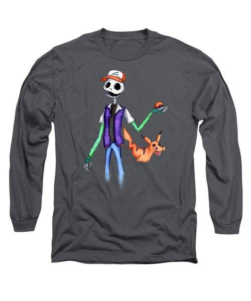 Pokejack  Long Sleeve T-Shirt