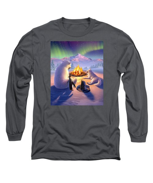 Polar Pals Long Sleeve T-Shirt