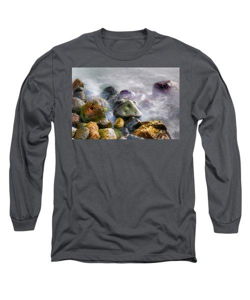 Polished Rocks Long Sleeve T-Shirt