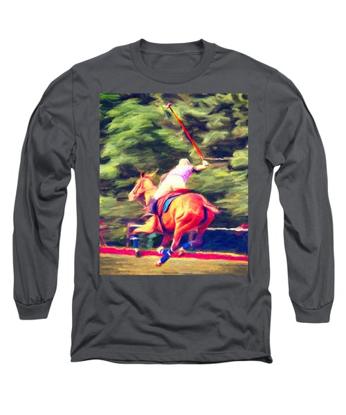 Polo Game 2 Long Sleeve T-Shirt