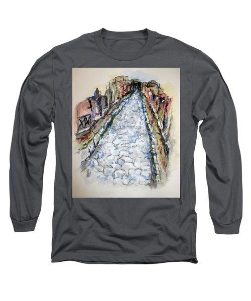 Pompeii Road Long Sleeve T-Shirt