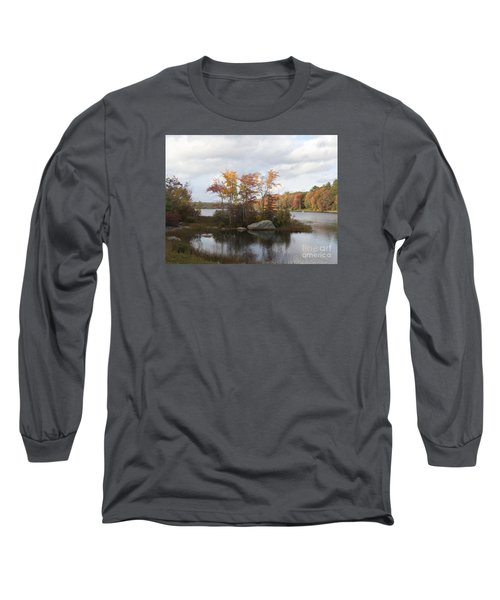 Ponaganset Autumn 2015 Long Sleeve T-Shirt