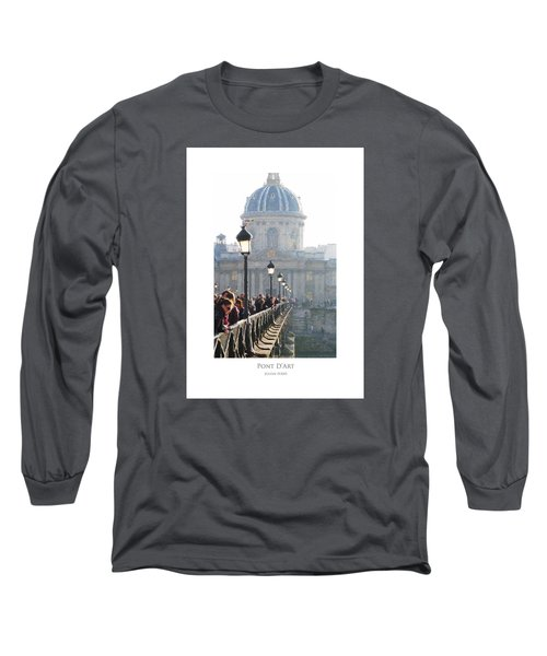 Pont D'art Long Sleeve T-Shirt