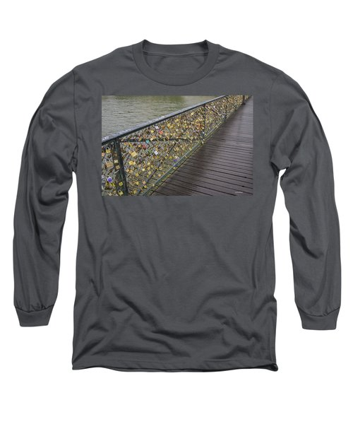 Pont Des Artes Long Sleeve T-Shirt