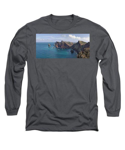 Punta San Lorenzo  Long Sleeve T-Shirt