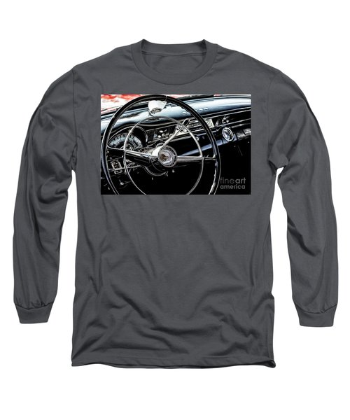 Long Sleeve T-Shirt featuring the photograph Pontiac Gto by Brad Allen Fine Art