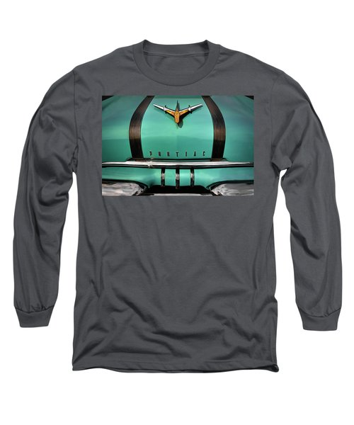Pontiac One Long Sleeve T-Shirt