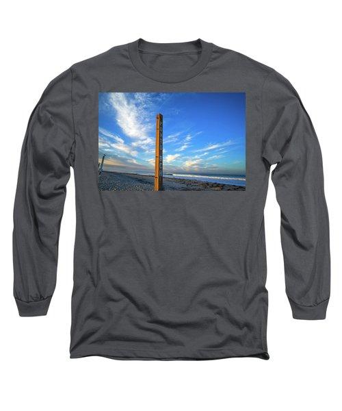 Ponto Beach Long Sleeve T-Shirt
