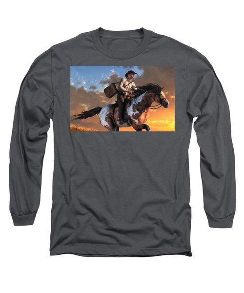 Pony Express Long Sleeve T-Shirt