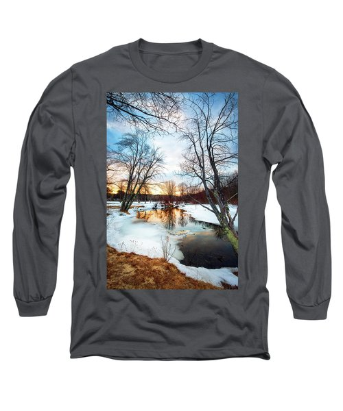 Poor Farm Brook Long Sleeve T-Shirt