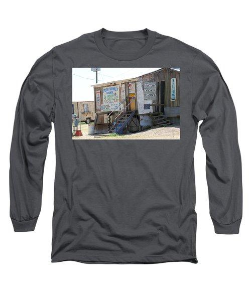 Poor Monkey's Lounge Long Sleeve T-Shirt