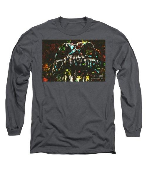 Pop Art Madness Long Sleeve T-Shirt