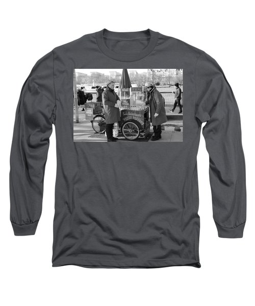 Popping In And Out Long Sleeve T-Shirt