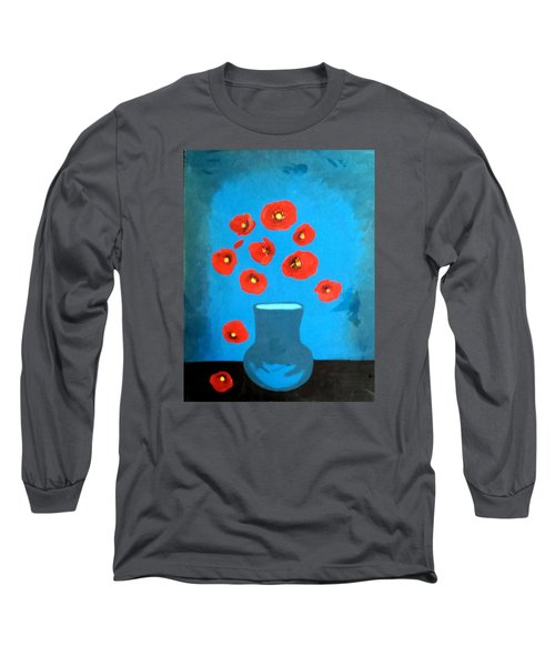 Poppy Dream Long Sleeve T-Shirt