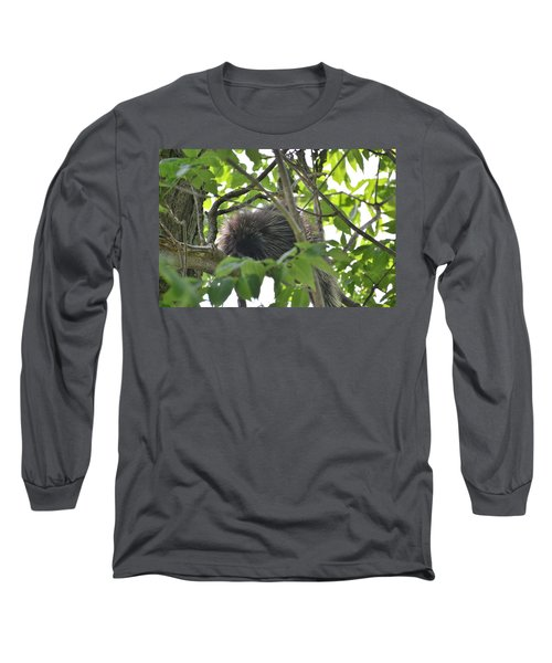 Porcupine Long Sleeve T-Shirt