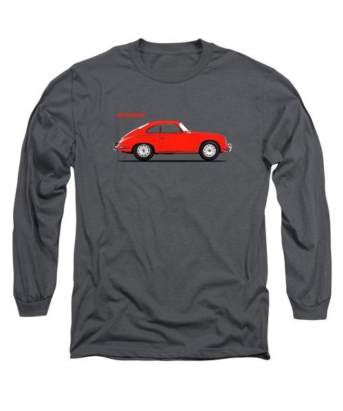 Porsche 356 B 1961 Long Sleeve T-Shirt