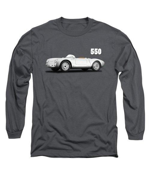 Porsche 550 Long Sleeve T-Shirt