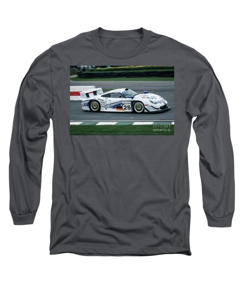 Porsche 911 Gt1 Strassenversion Long Sleeve T-Shirt