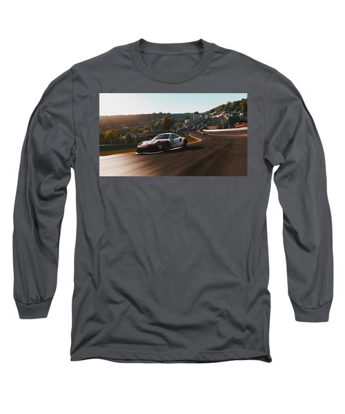 Porsche 911 Rsr, Spa-francorchamps - 33 Long Sleeve T-Shirt