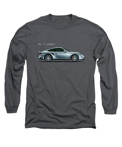 Porsche 911 Turbo Long Sleeve T-Shirt