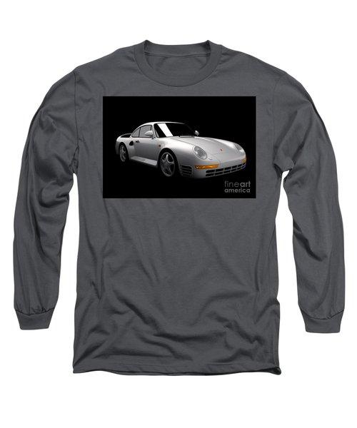 Porsche 959 Long Sleeve T-Shirt