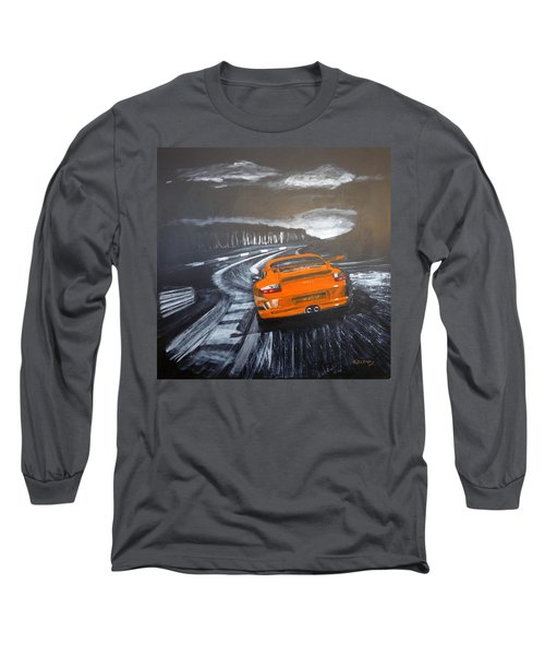 Porsche Gt3 @ Le Mans #3 Long Sleeve T-Shirt