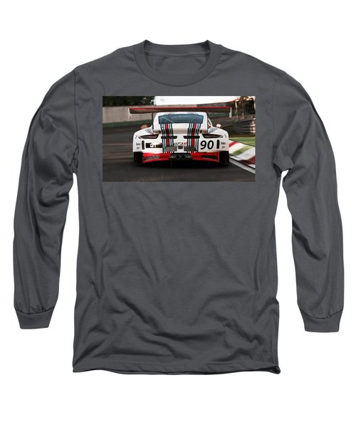 Porsche Gt3, Martini Racing, Monza - 03 Long Sleeve T-Shirt
