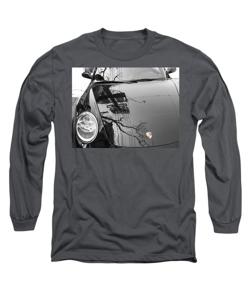 Porsche Reflections Long Sleeve T-Shirt