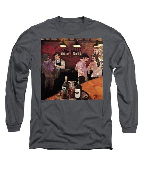 Port Bar Long Sleeve T-Shirt