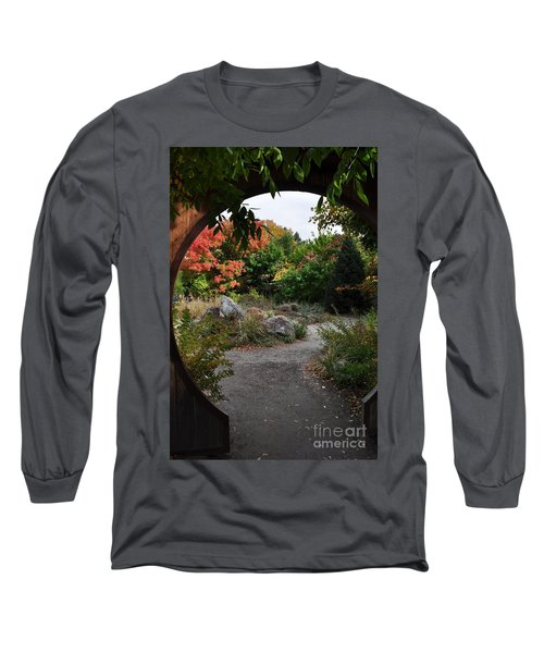 Portal To Paradise Long Sleeve T-Shirt