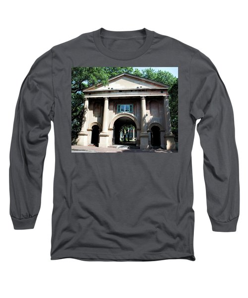 Porter's Lodge Long Sleeve T-Shirt