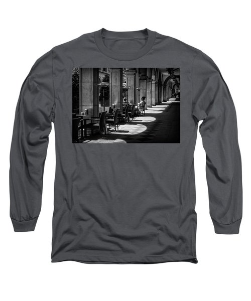 Portico Conversation Long Sleeve T-Shirt