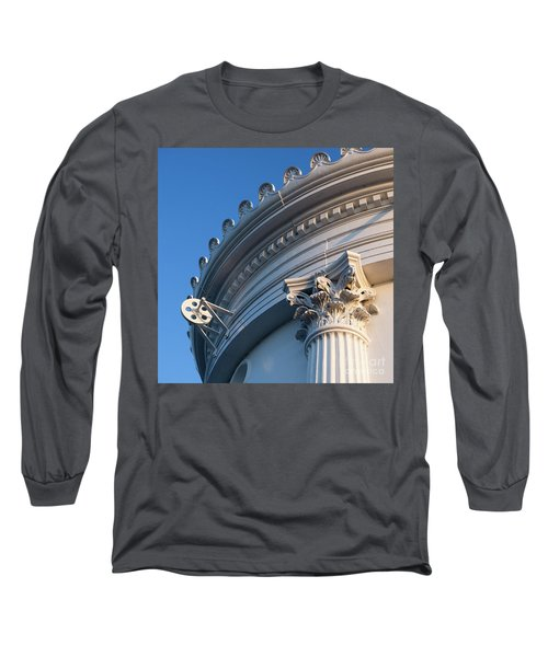 Portland Breakwater Light  -58750 Long Sleeve T-Shirt