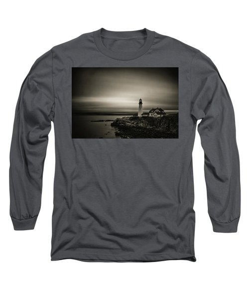 Portland Head Light 3 Long Sleeve T-Shirt
