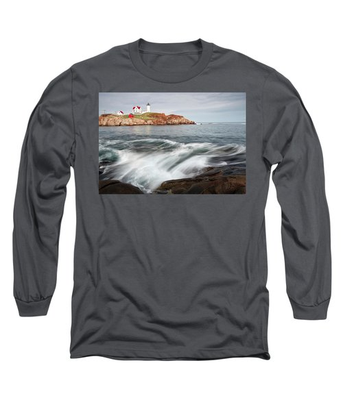 Portland Lighthouse Long Sleeve T-Shirt