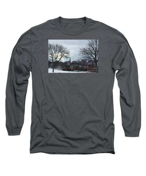 Portland, Maine, My City By The Bay Long Sleeve T-Shirt