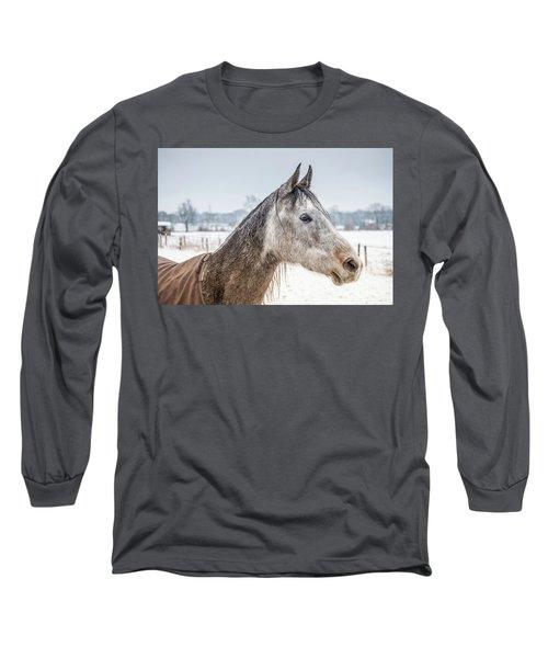 Portrait Amigo Long Sleeve T-Shirt