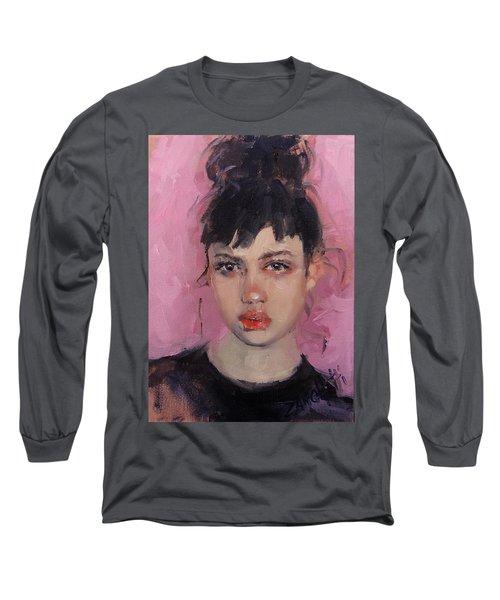 Portrait Demo Long Sleeve T-Shirt