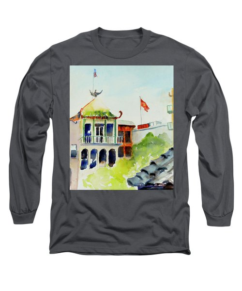 Portsmouth Square Long Sleeve T-Shirt