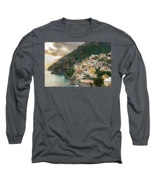 Positano Sunset Long Sleeve T-Shirt